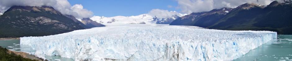 Nel freddo cuore della Patagonia