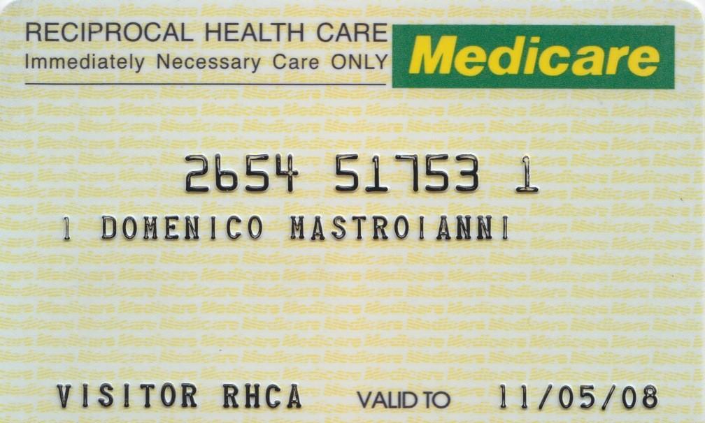 Medicare – Copertura sanitaria