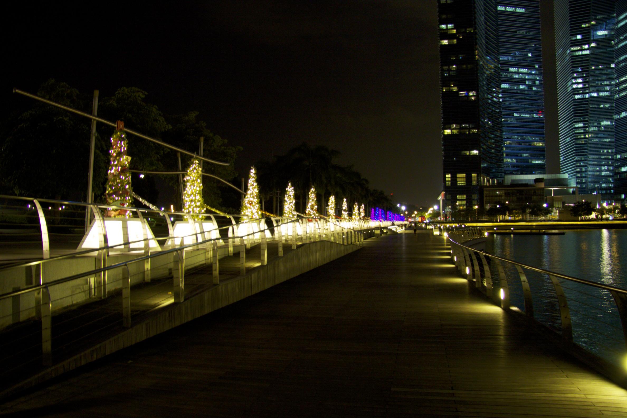 Il deserto a Singapore
